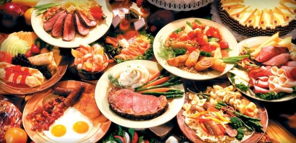 buffet-food